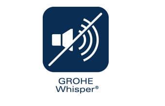 Technologie GROHE Whisper