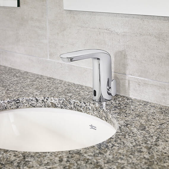 NextGen Selectronic Commercial Faucet with SmarTherm Technology