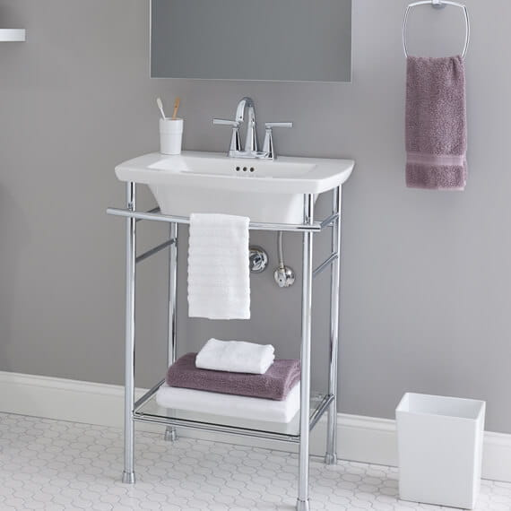 Edgemere Console and Sink