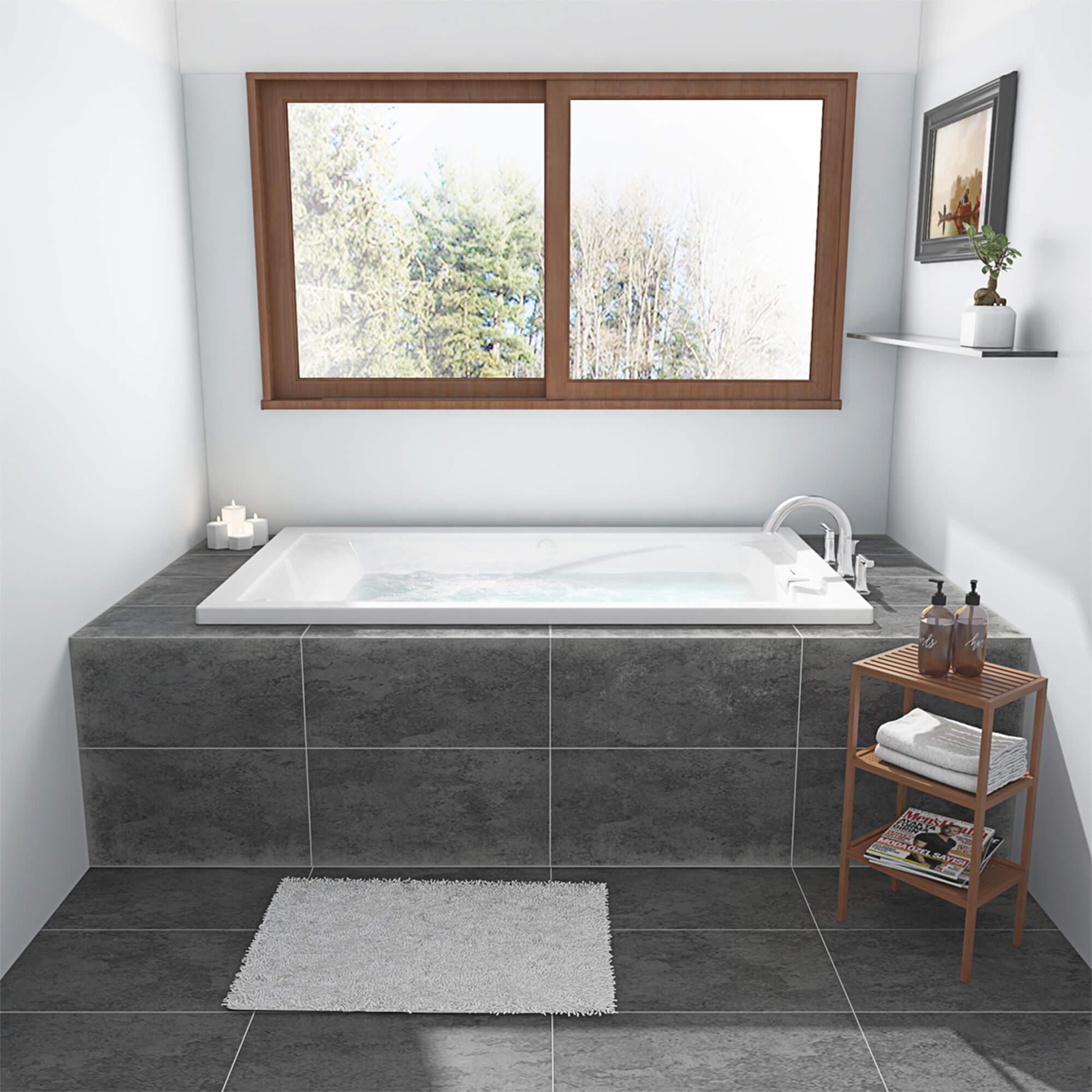 Everclean Bathtub