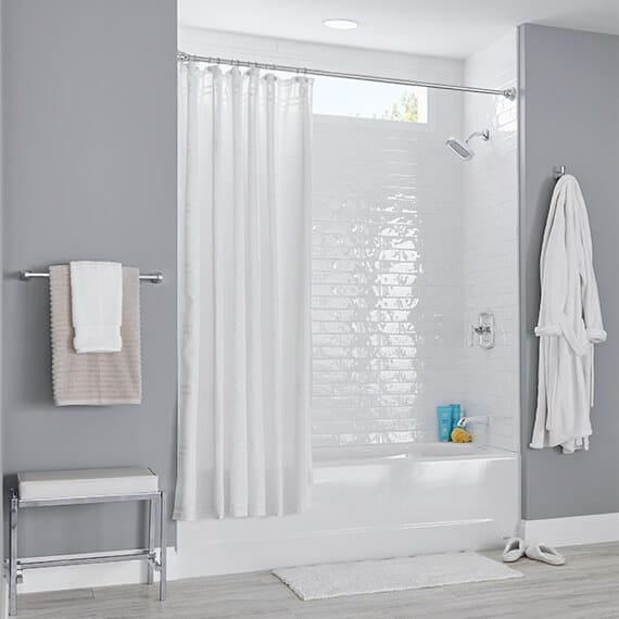 princeton tub bathroom