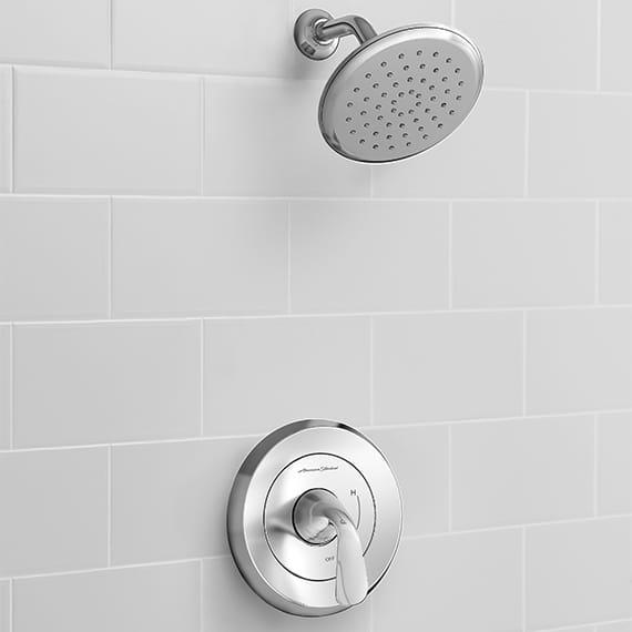 fluent shower faucet