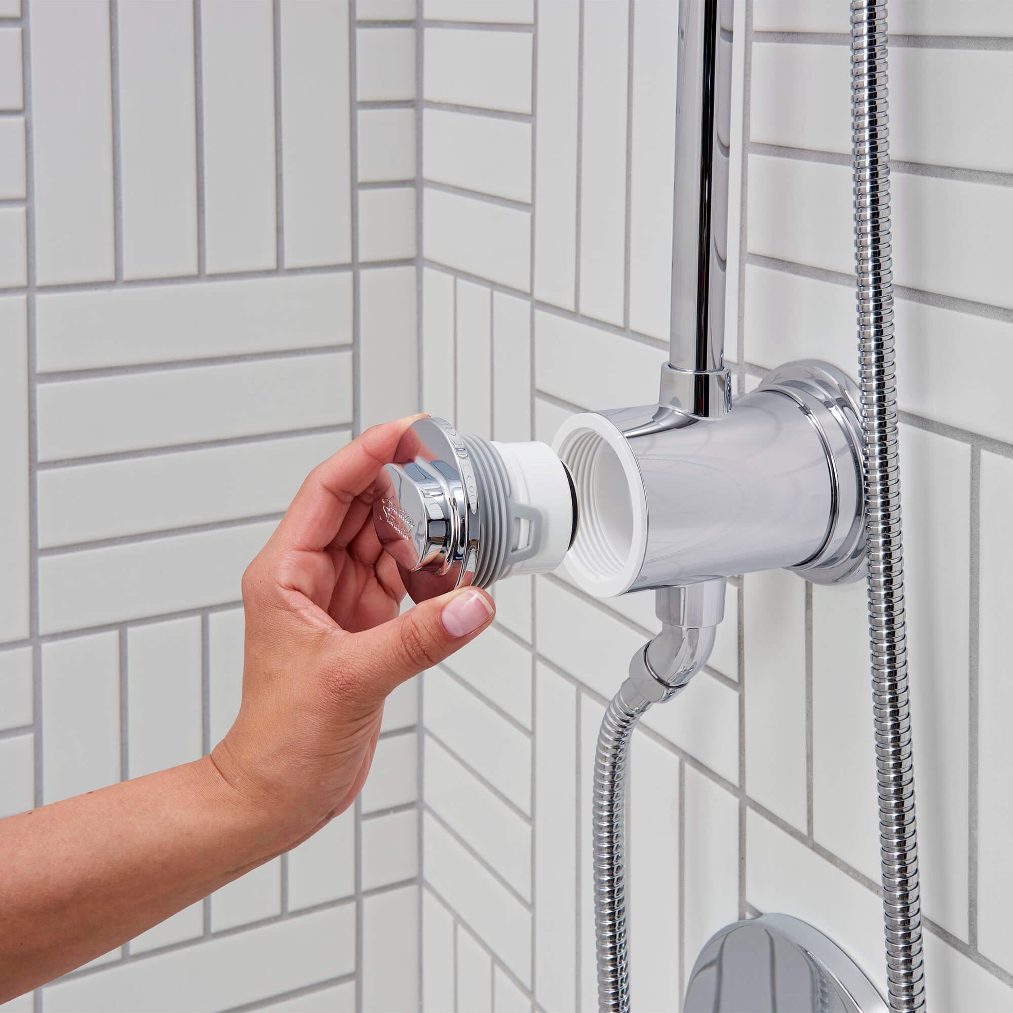 spectra filtration shower
