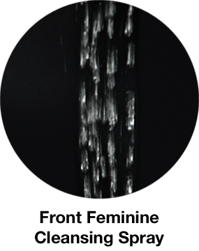 feminine spray