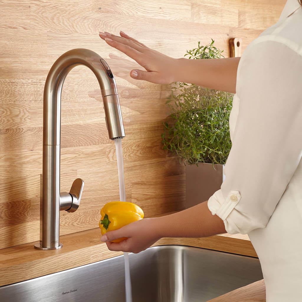 beale handsfree kitchen faucet