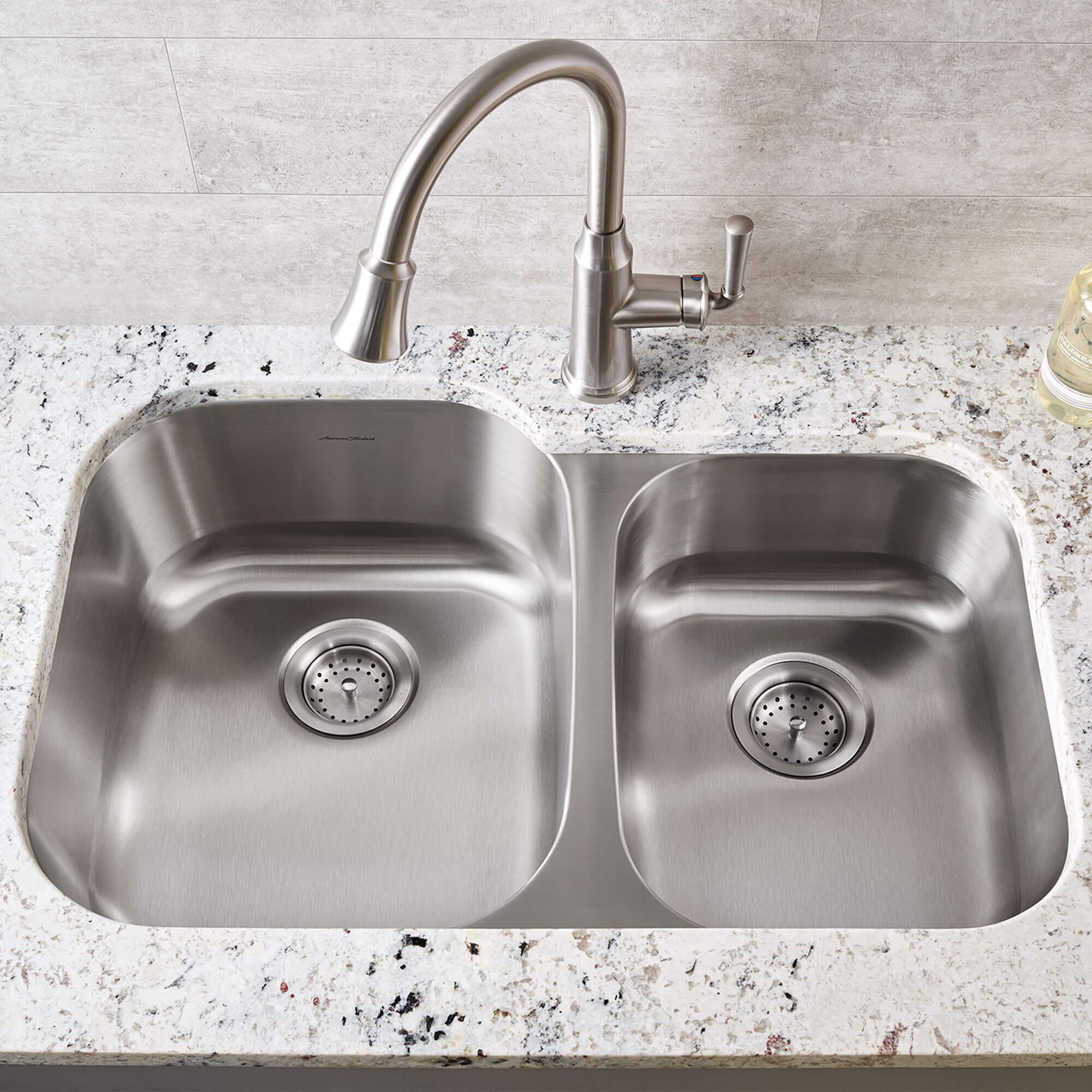 portsmouth kitchen faucet sink