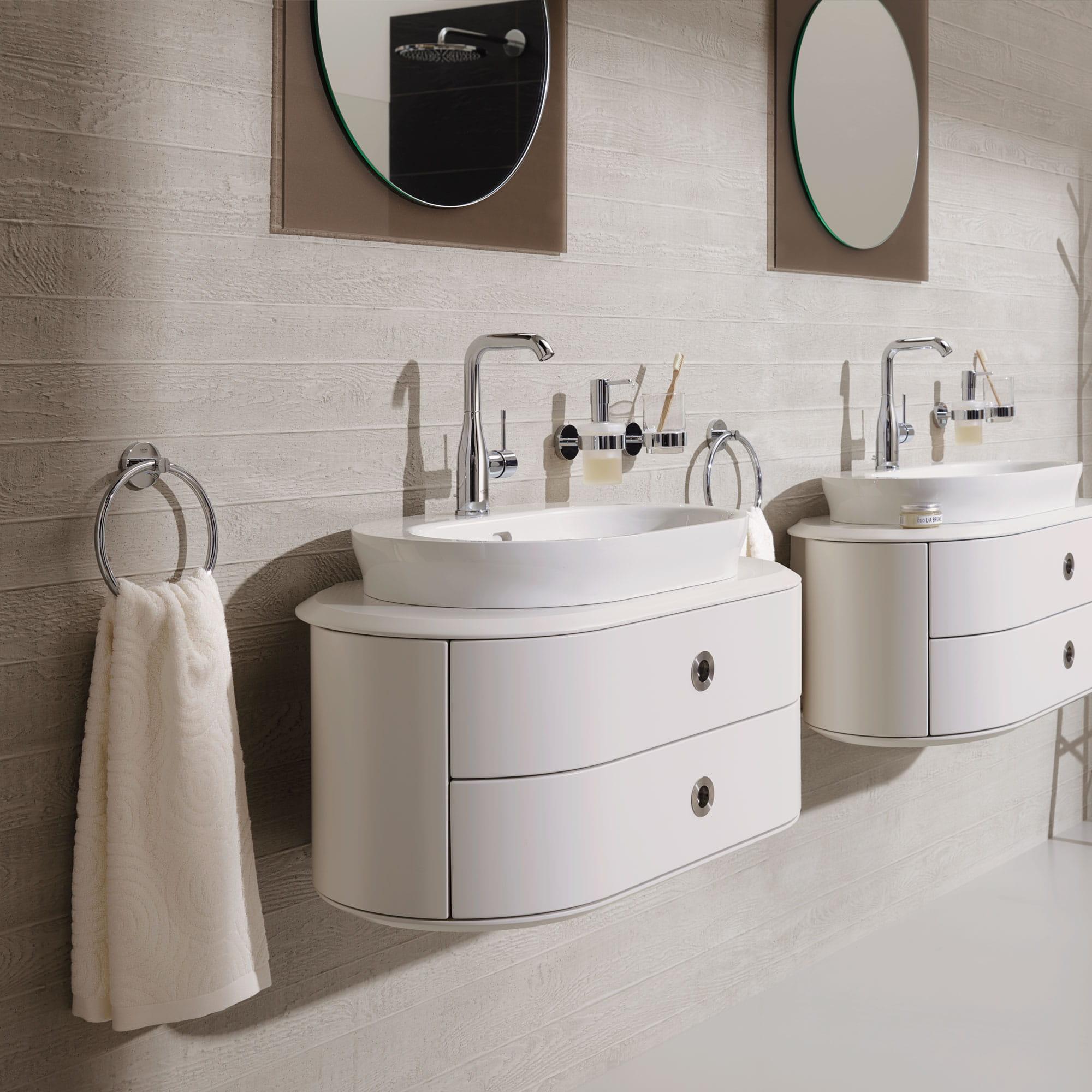 Essentials Bathroom Accessories