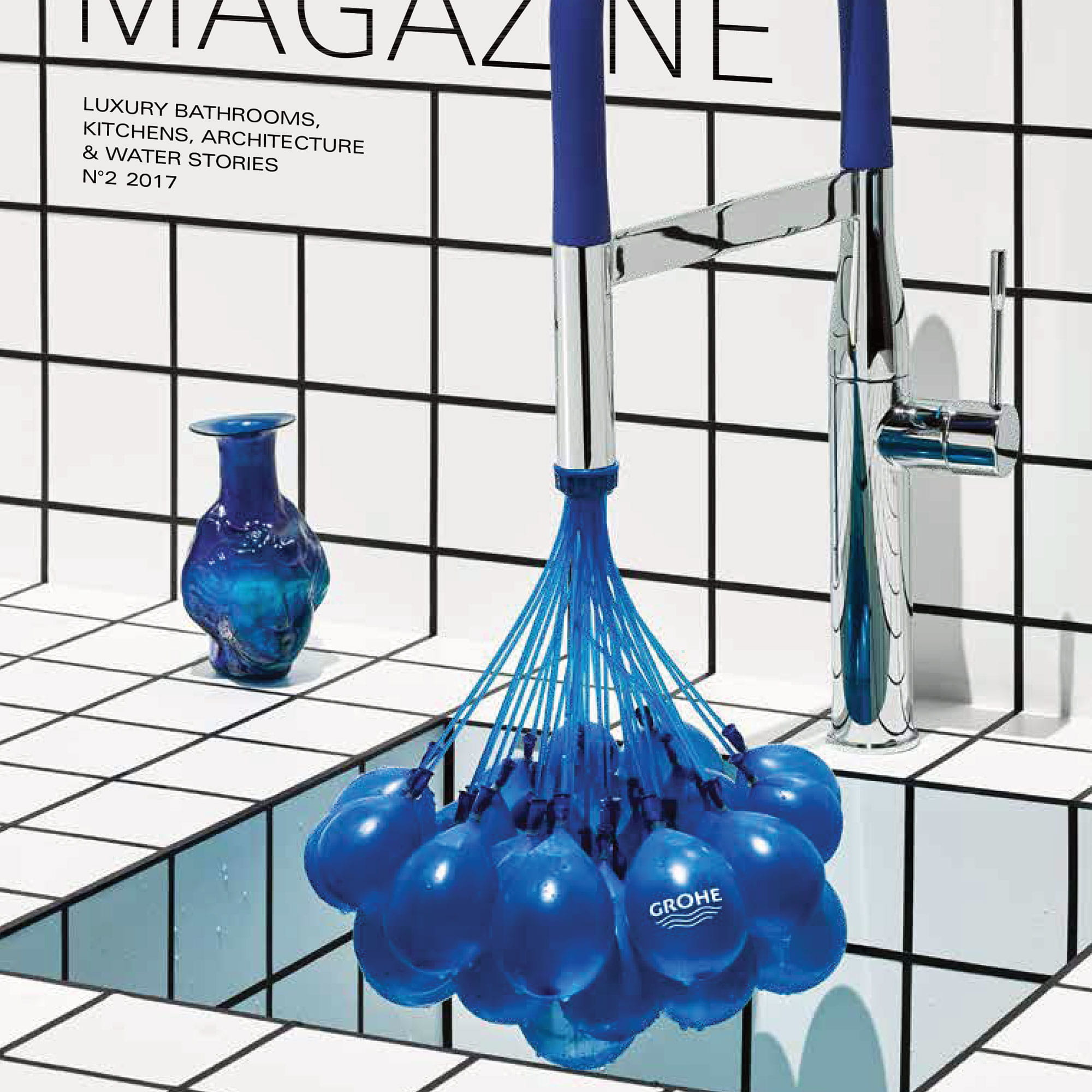 faucet filling up water ballons