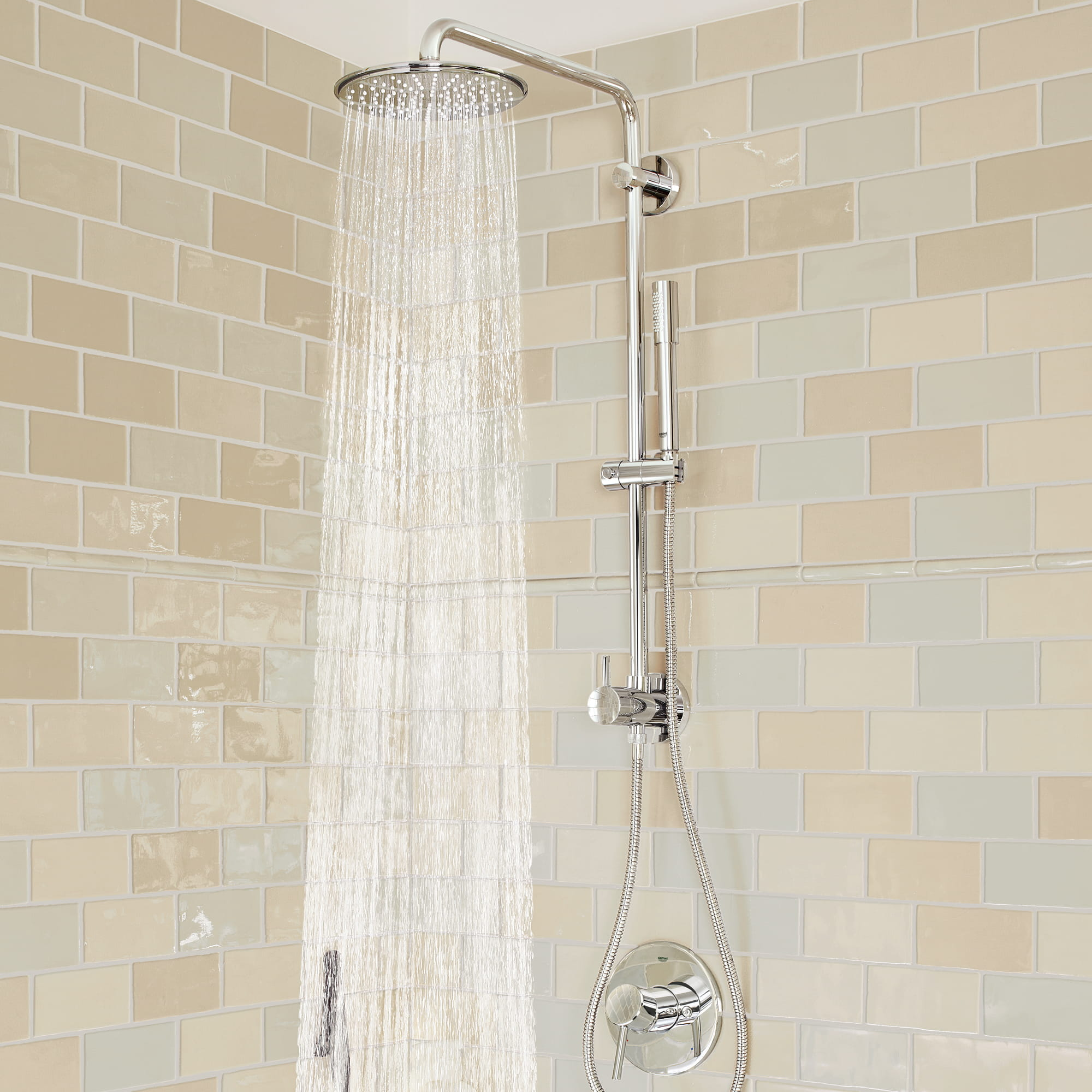 GROHE Retro Fit Shower System
