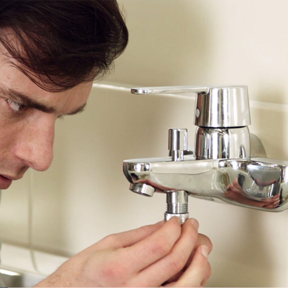 Install Single Lever Faucet