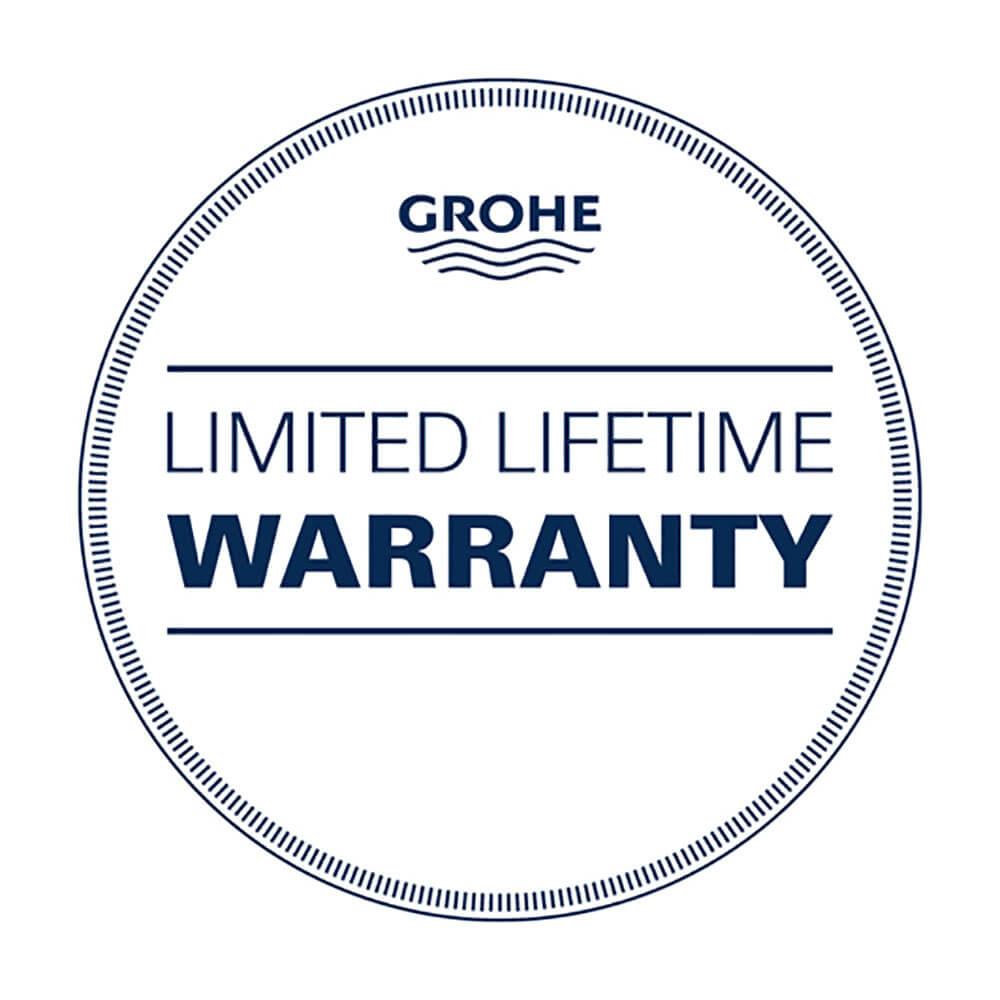 Limited lifetime Warranty logo