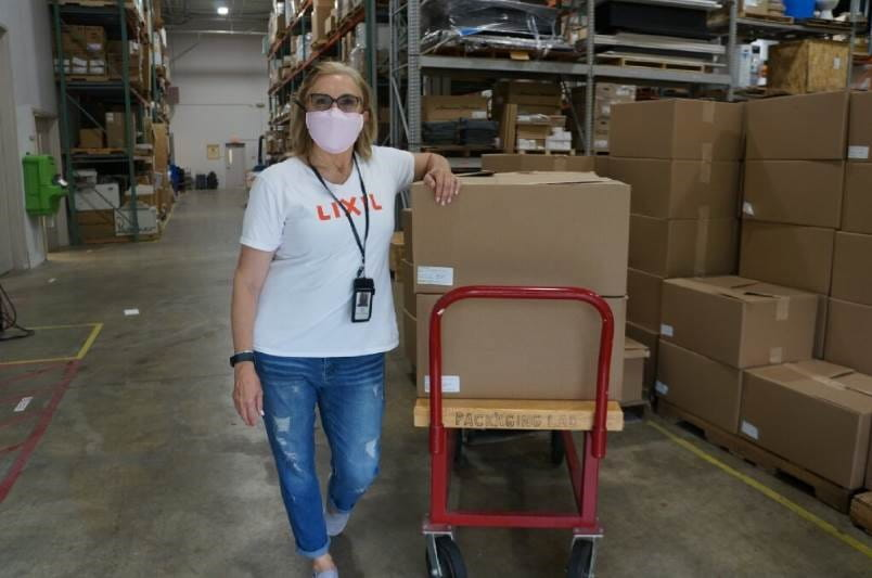 LIXIL Teams Up with Jersey City Rapid Maker Response Group to Distribute  Face Shields across the U.S.