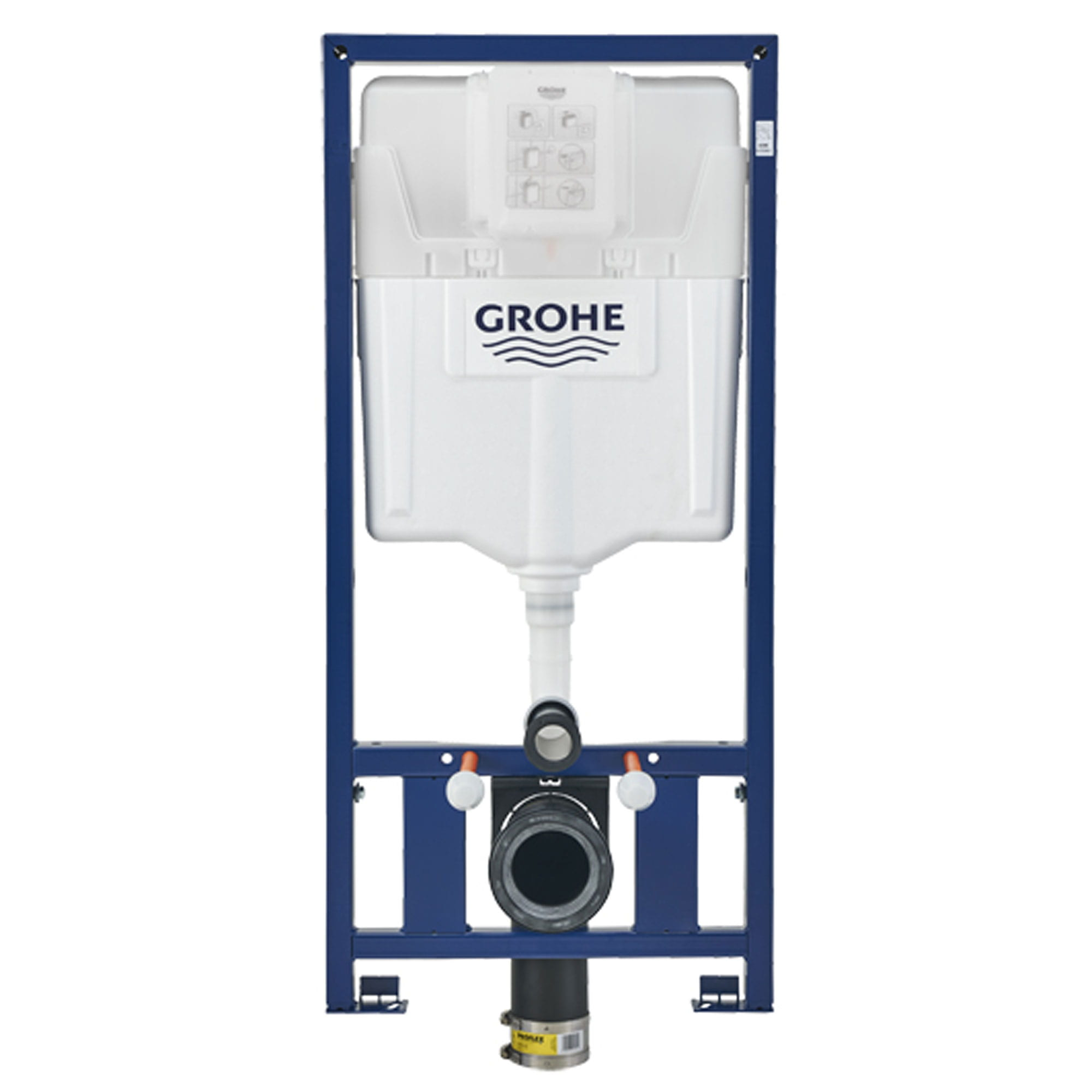 Grohe wall tank for wall hung toilets