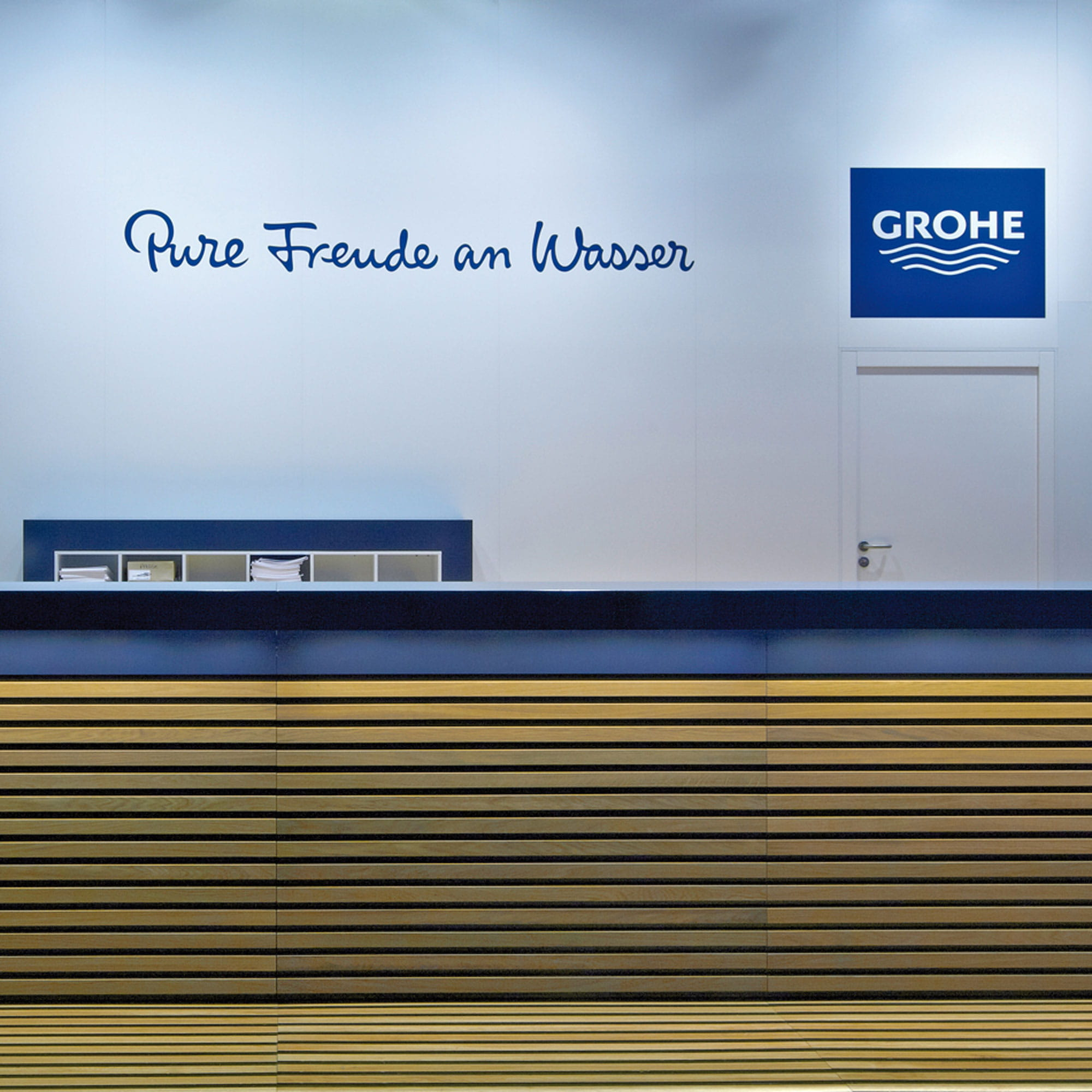 Grohe front desk