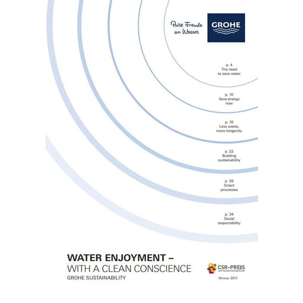 GROHE Sustainability Brochure