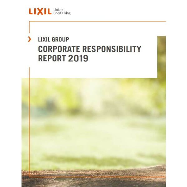 LIXIL Corporate Responsibility Report 2019