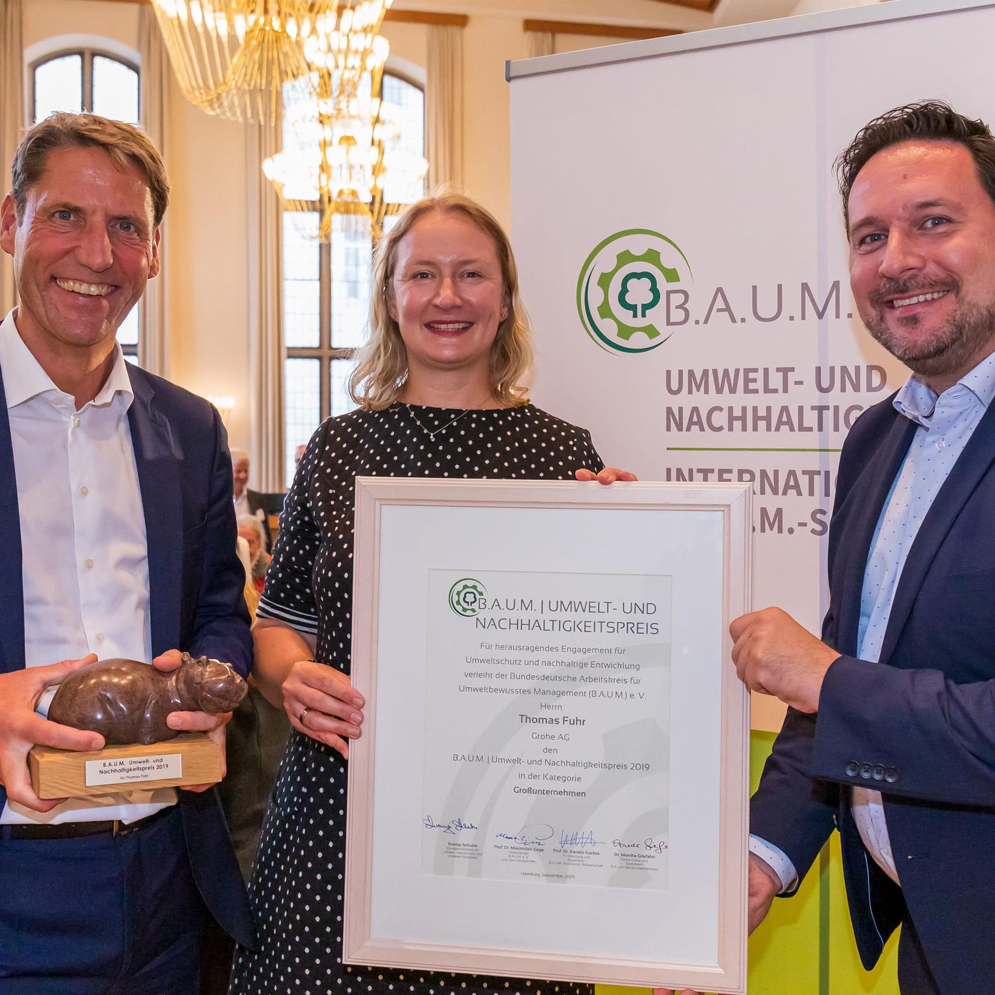 GROHE Sustainability Report Awards