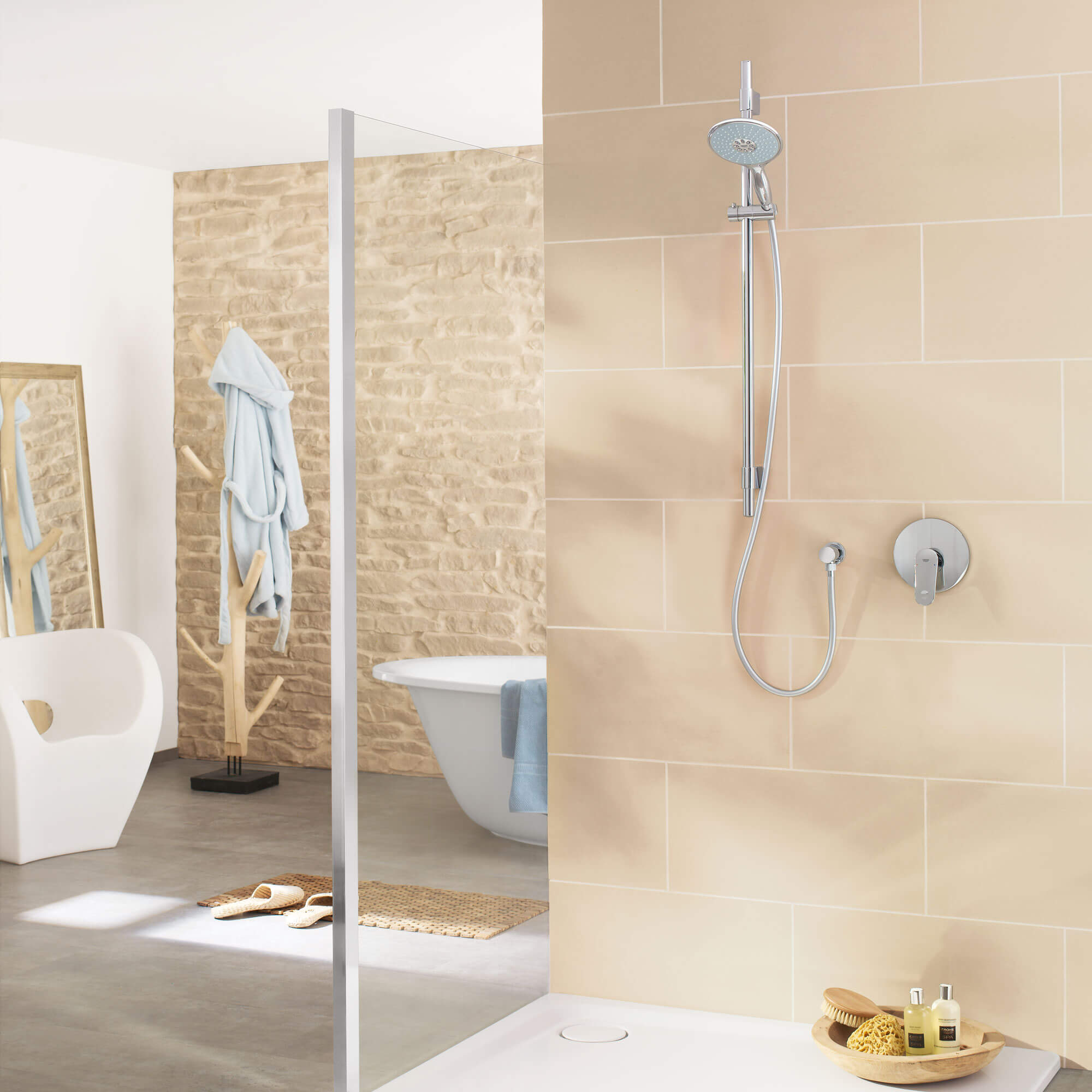 Collections de douche GROHE