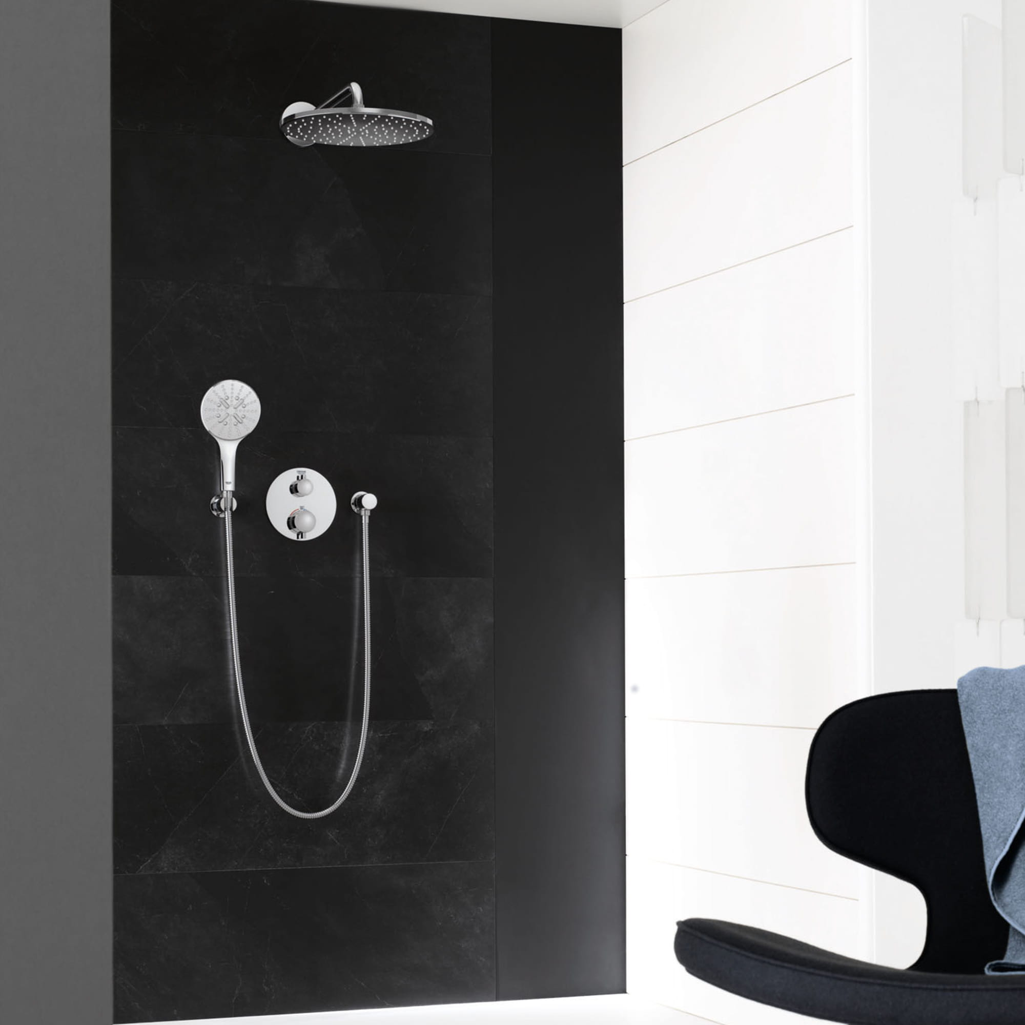 grohtherm shower
