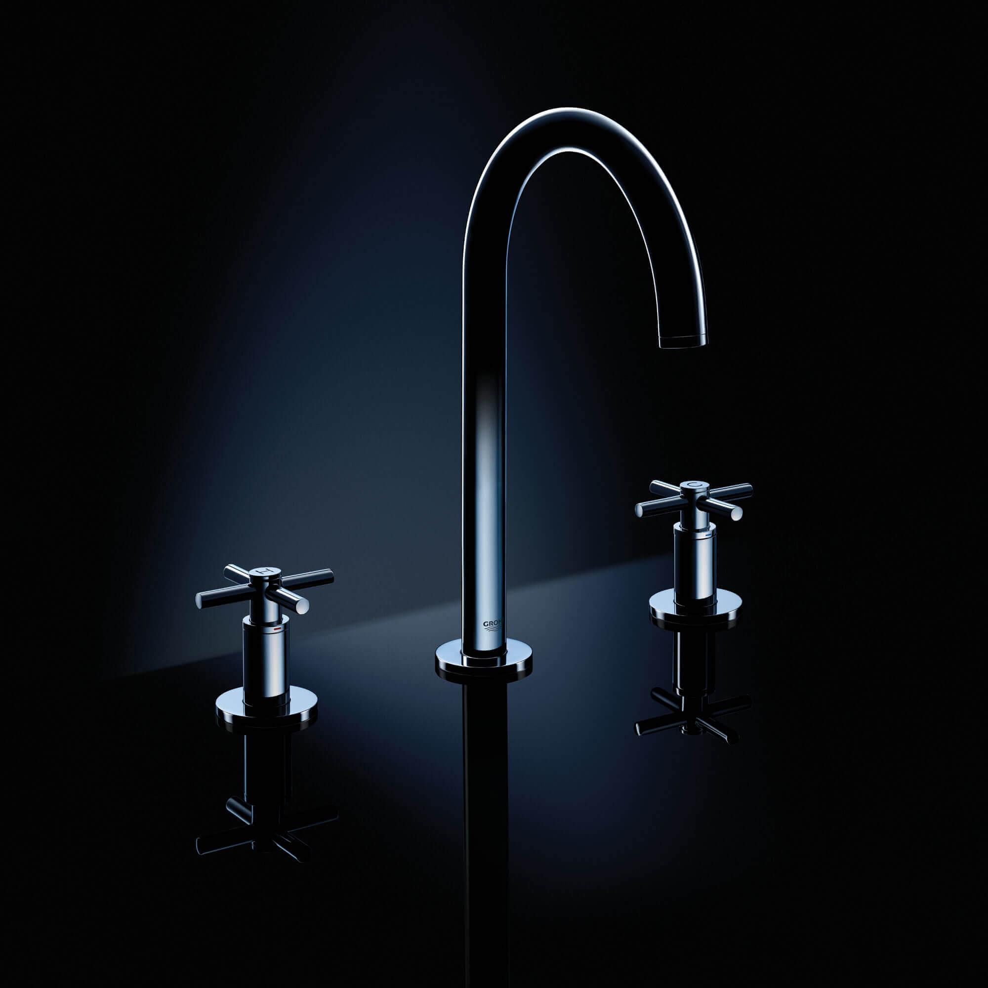 Atrio Bathroom Faucet
