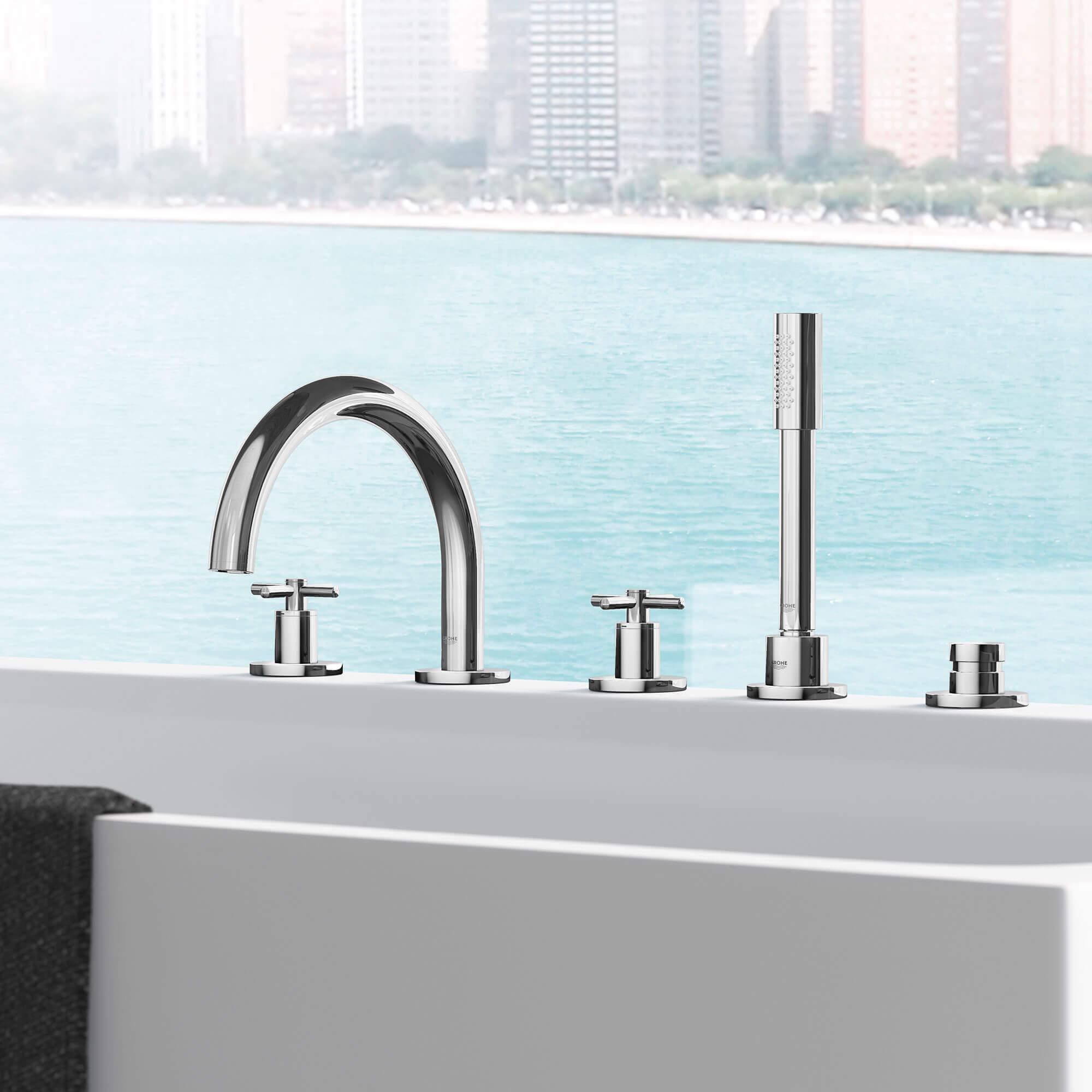 GROHE Atrio Bathtub Faucet