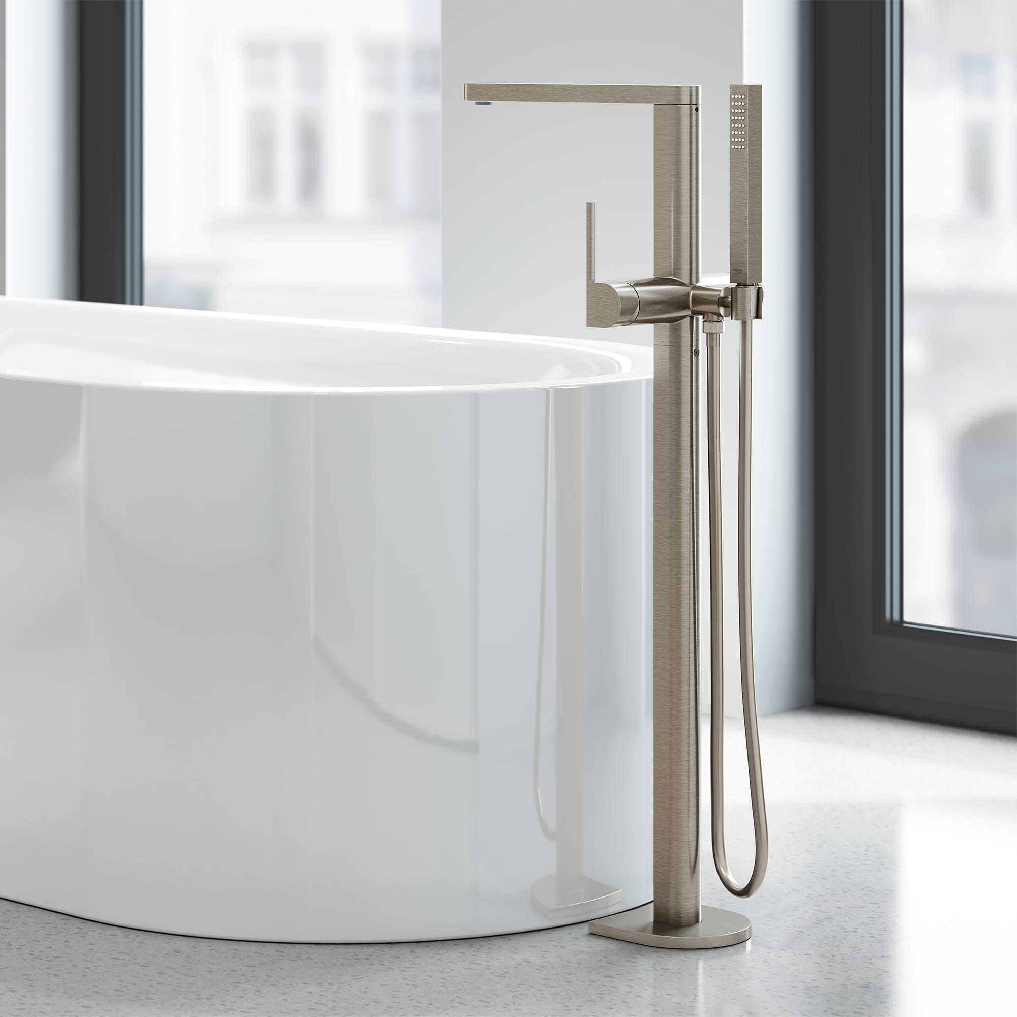 Eurocube Tub Faucet