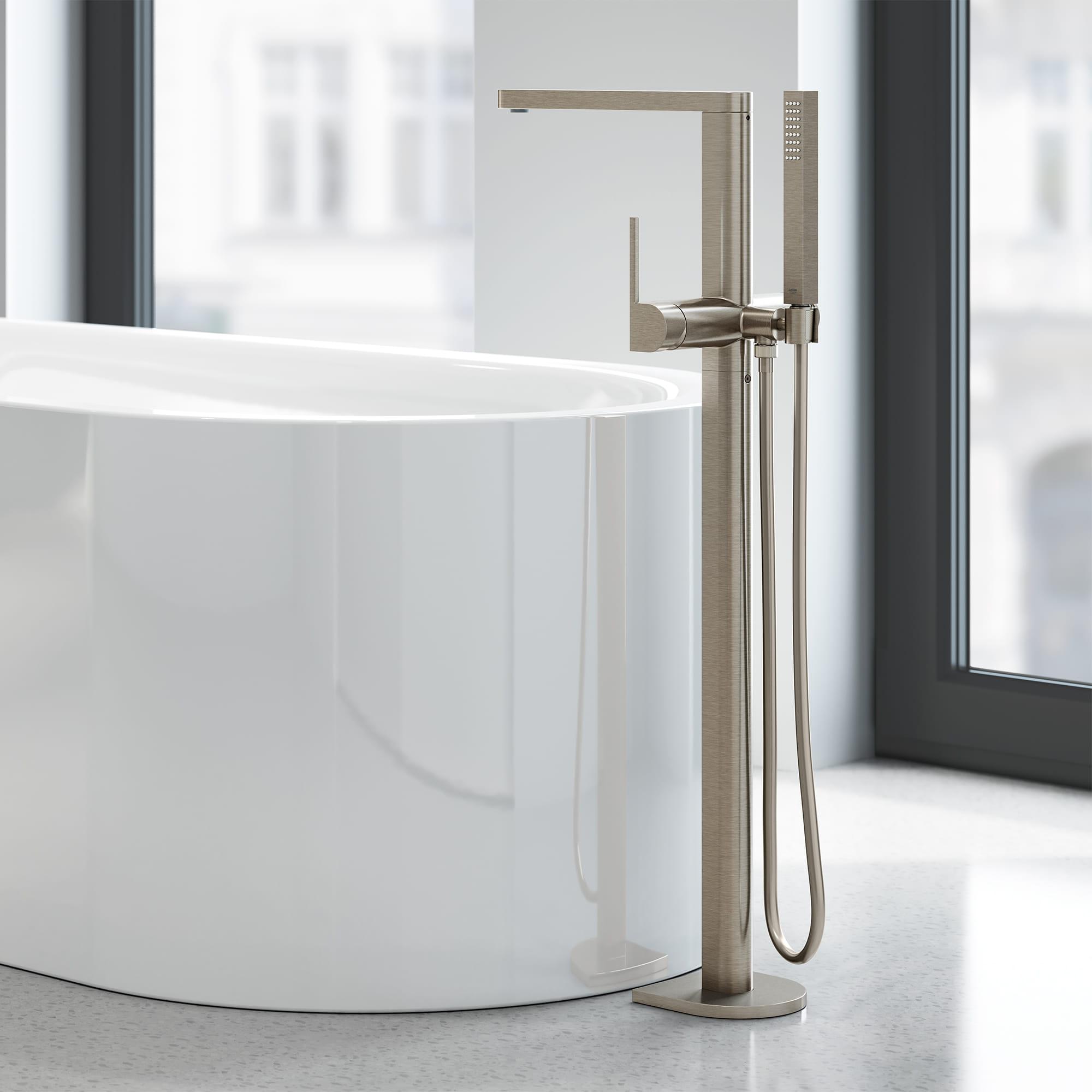 Eurocube robinet de baignoire