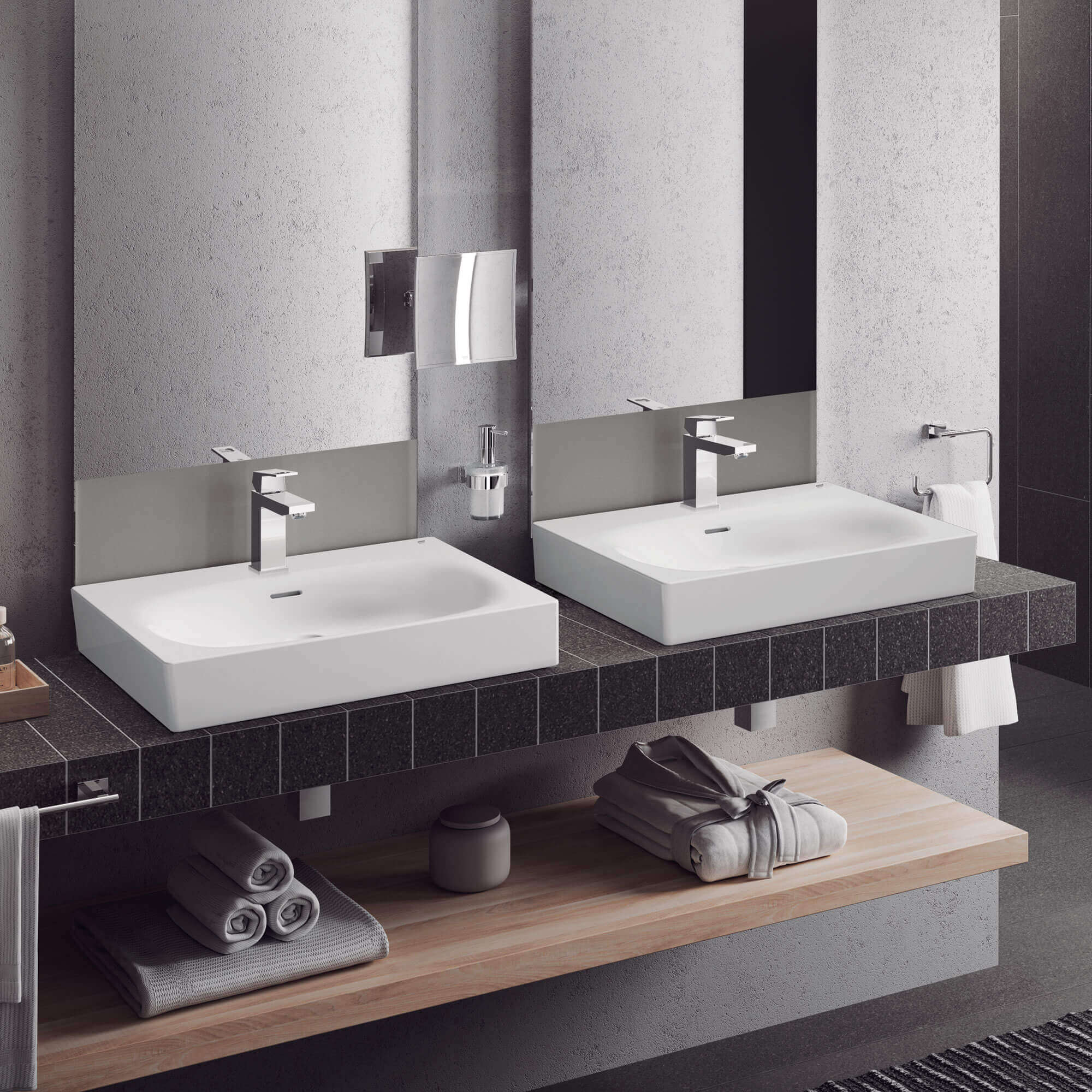 Bathroom Kitchen Faucets Shower Heads Grohe Us