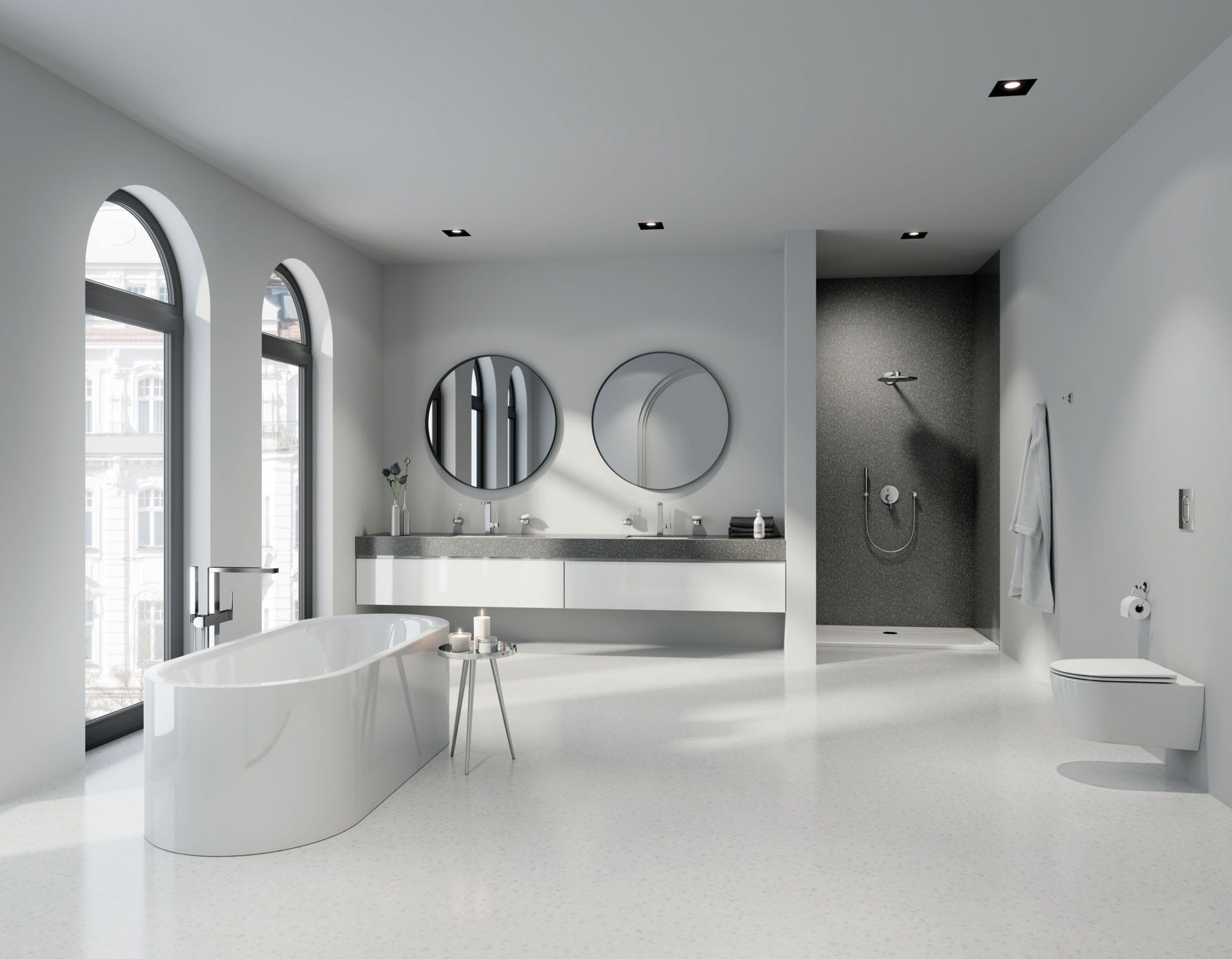 GROHE Plus Bathroom Faucet Collection