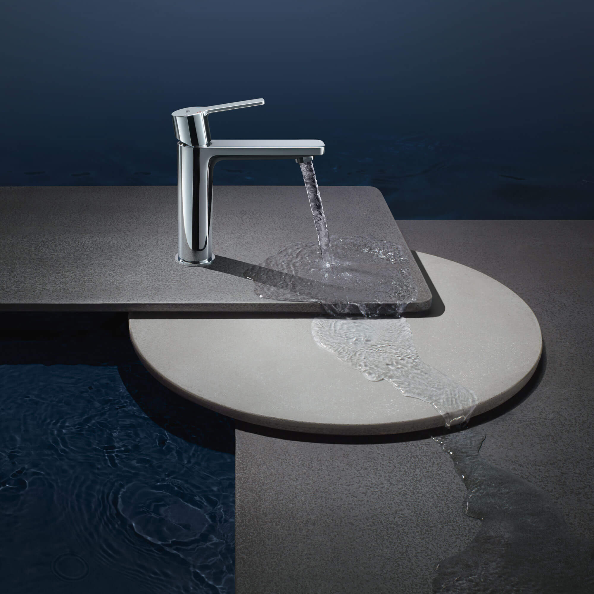 Lineare Faucet
