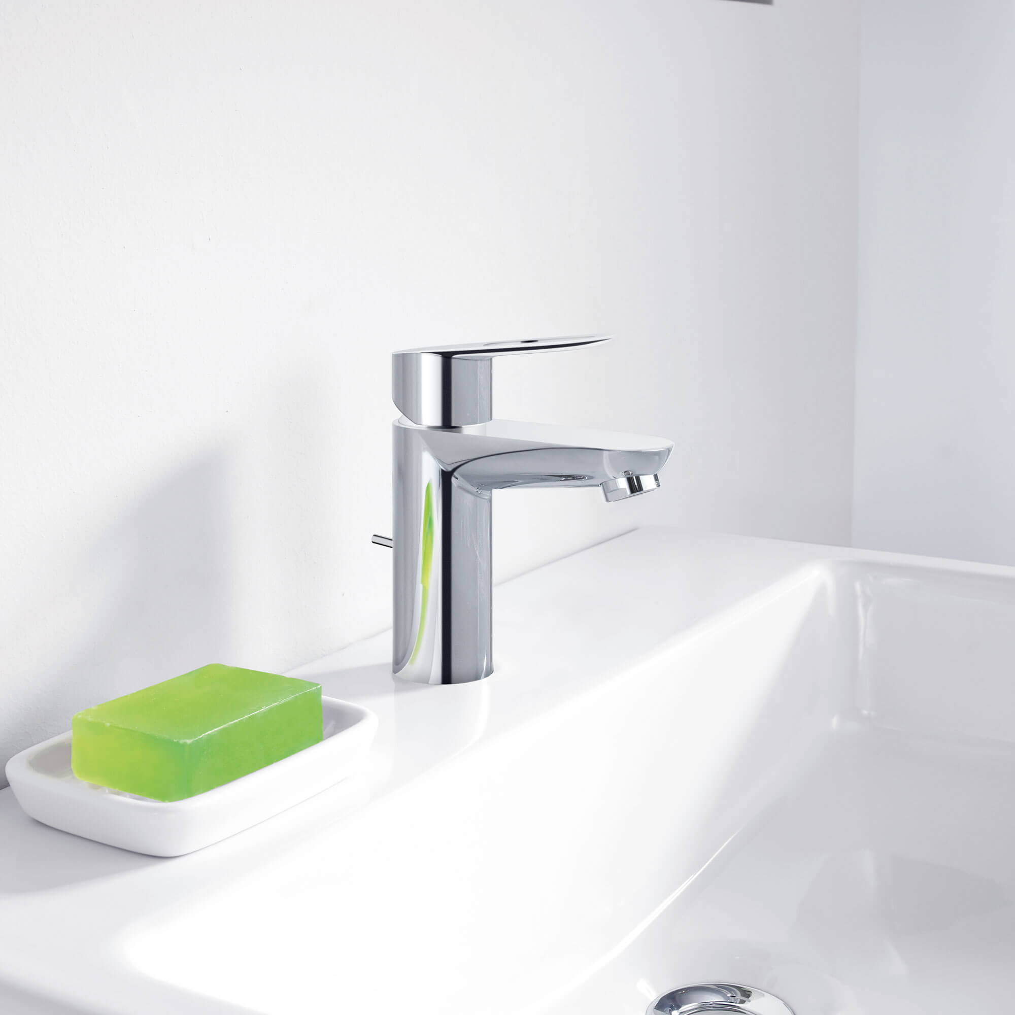 Bauloop Bathroom Sink Faucet by Grohe