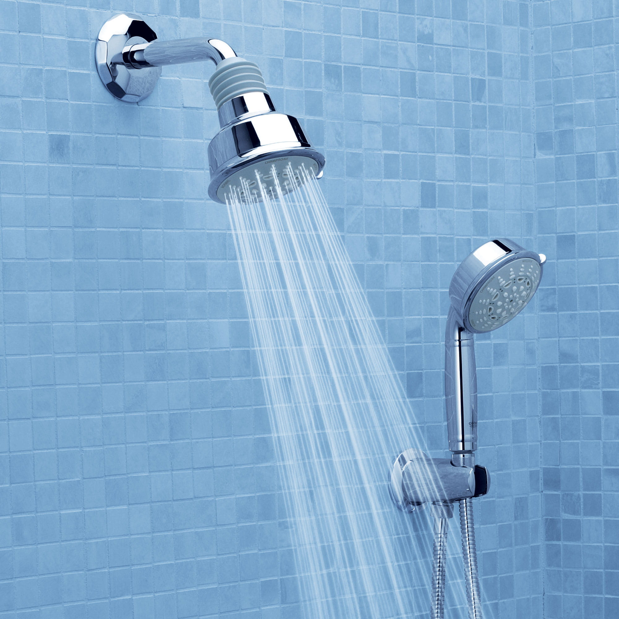 GROHE Movario Shower with handshower