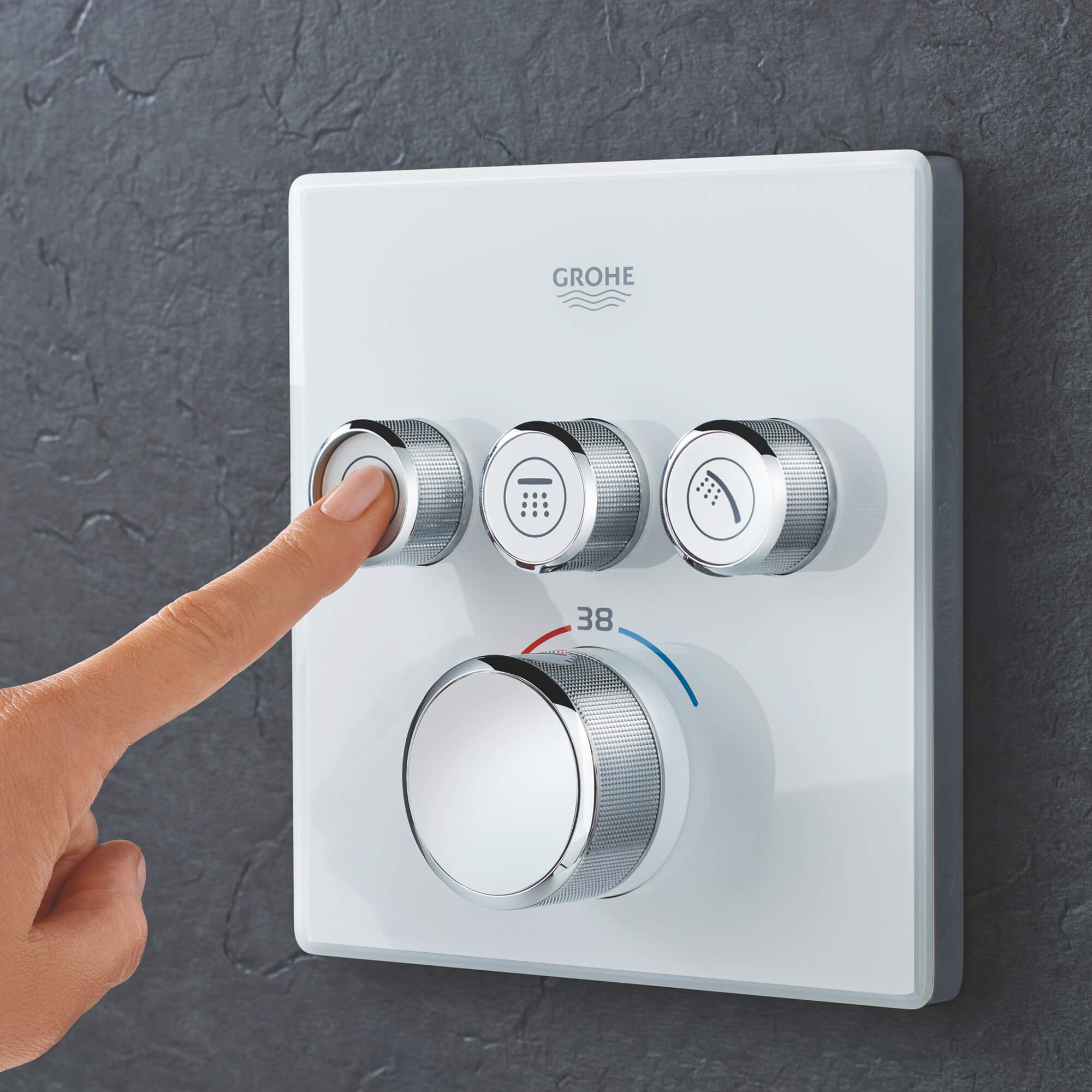 GROHE Smartcontrol Concealed