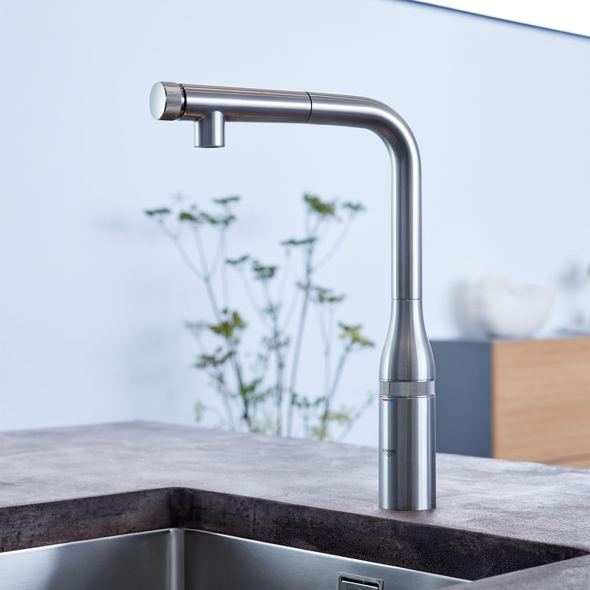 Essence SmartControl robinet de cuisine
