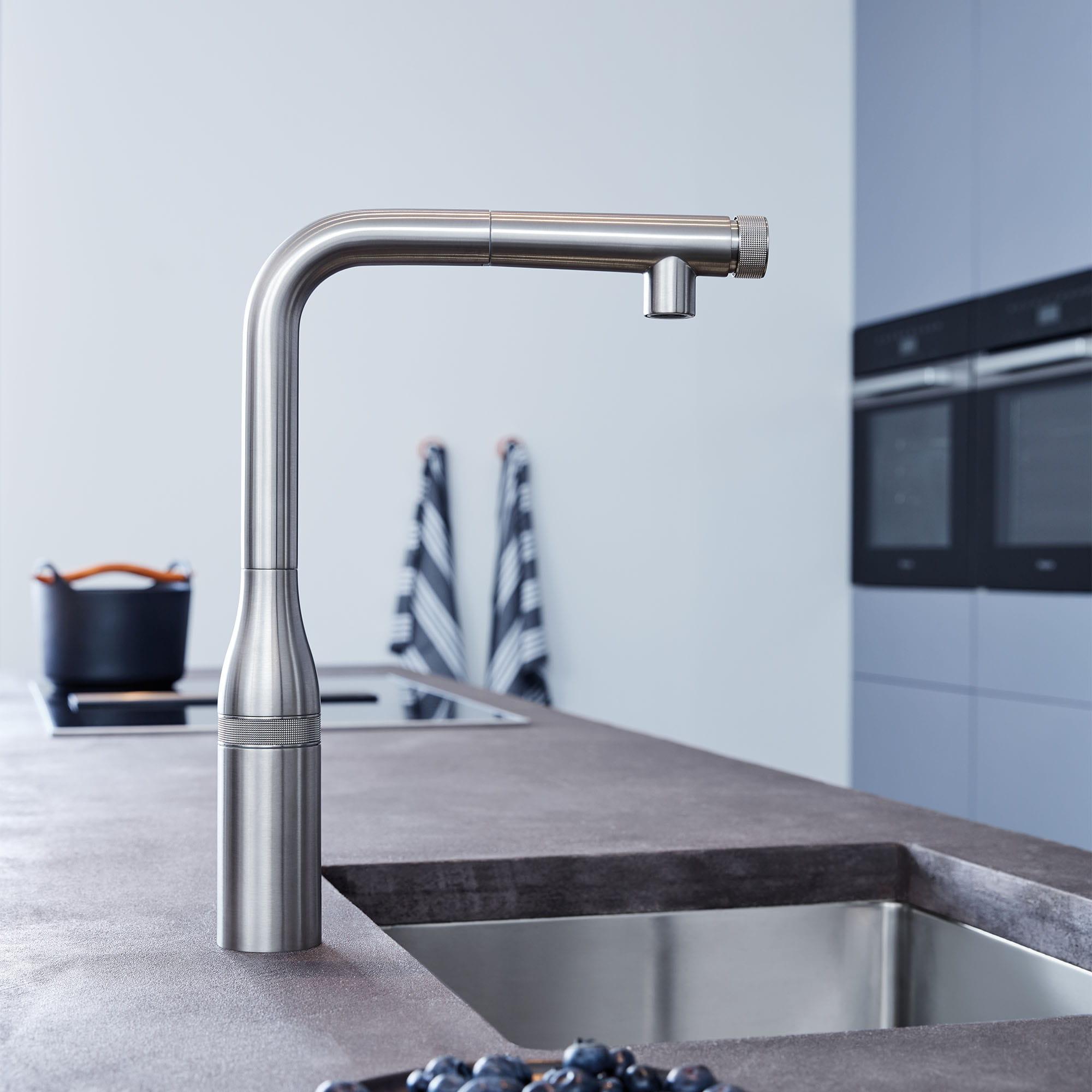 Essence SmartControl Kitchen Faucet
