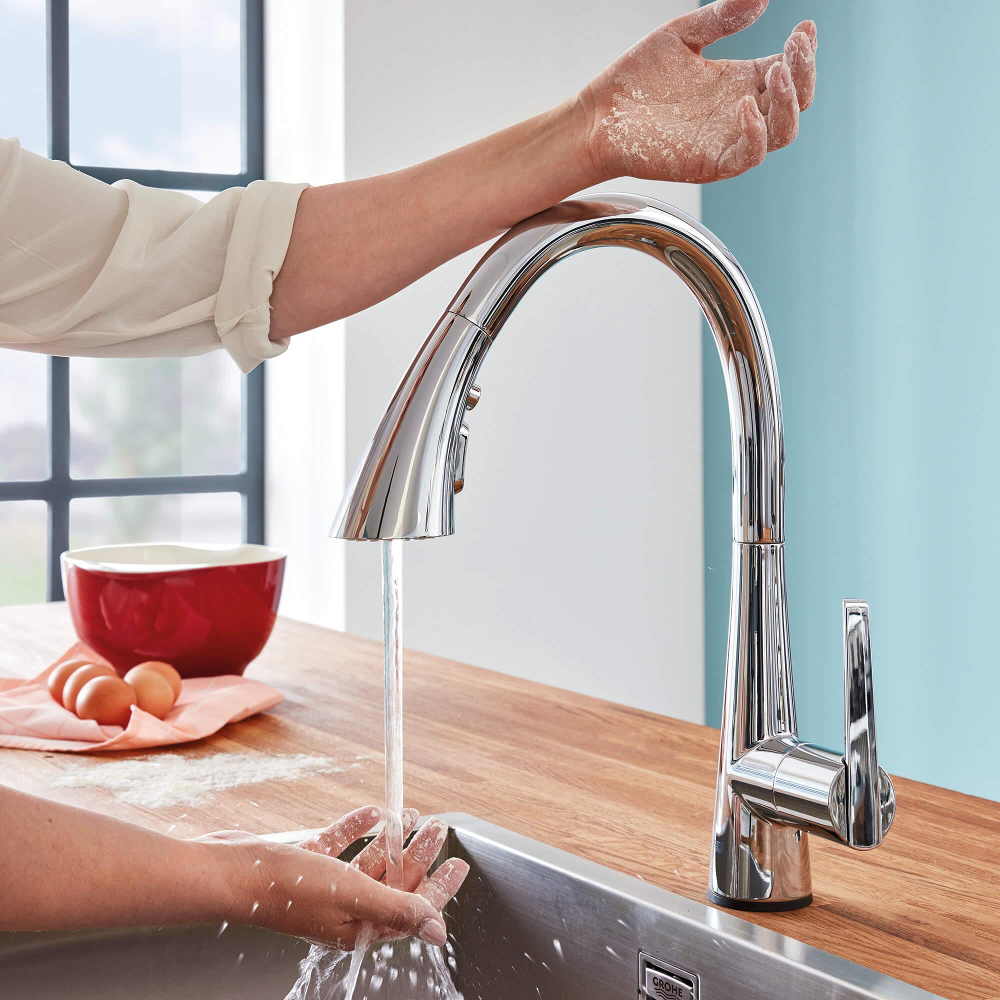 Ladylux Touch Faucet