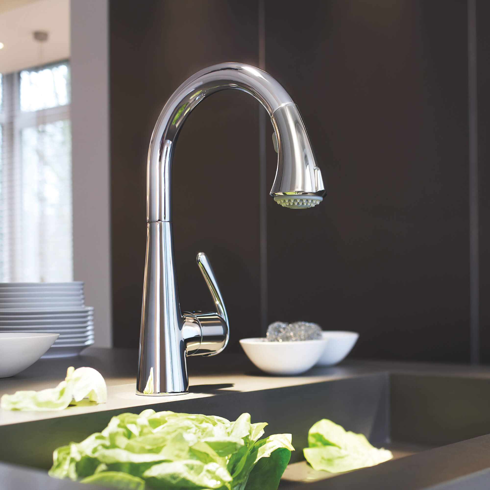 GROHE LadyLux3 kitchen faucet