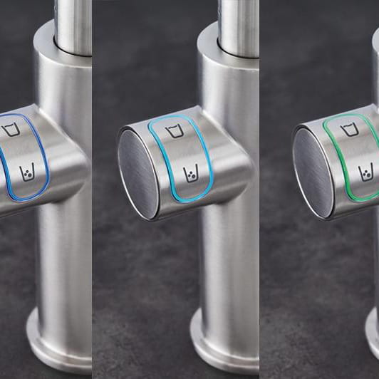 GROHE Blue Handles