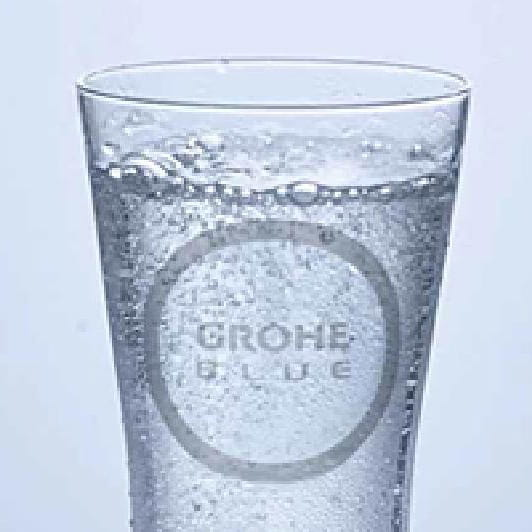 GROHE Blue Sparkling Water