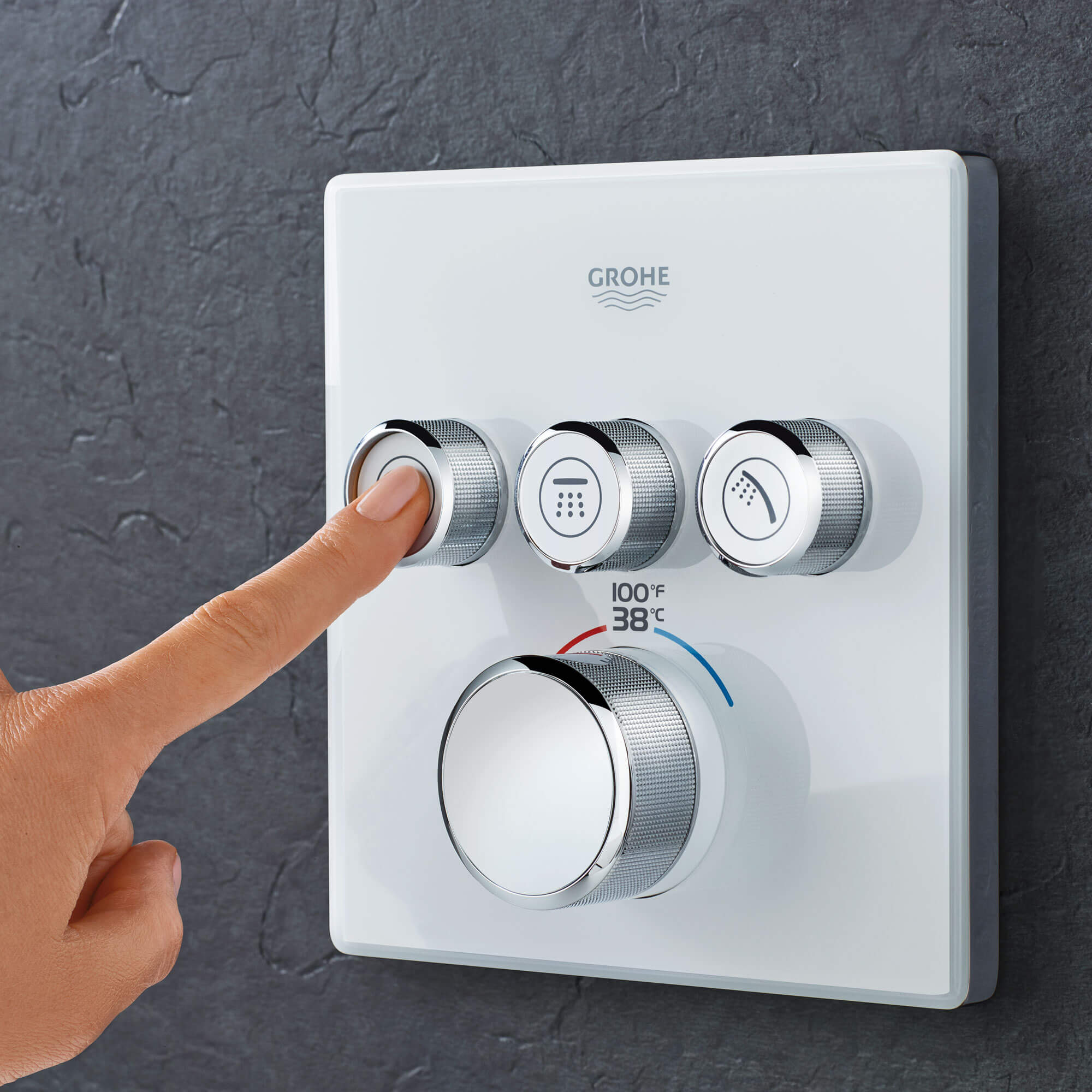 Innovations - GROHE SmartControl