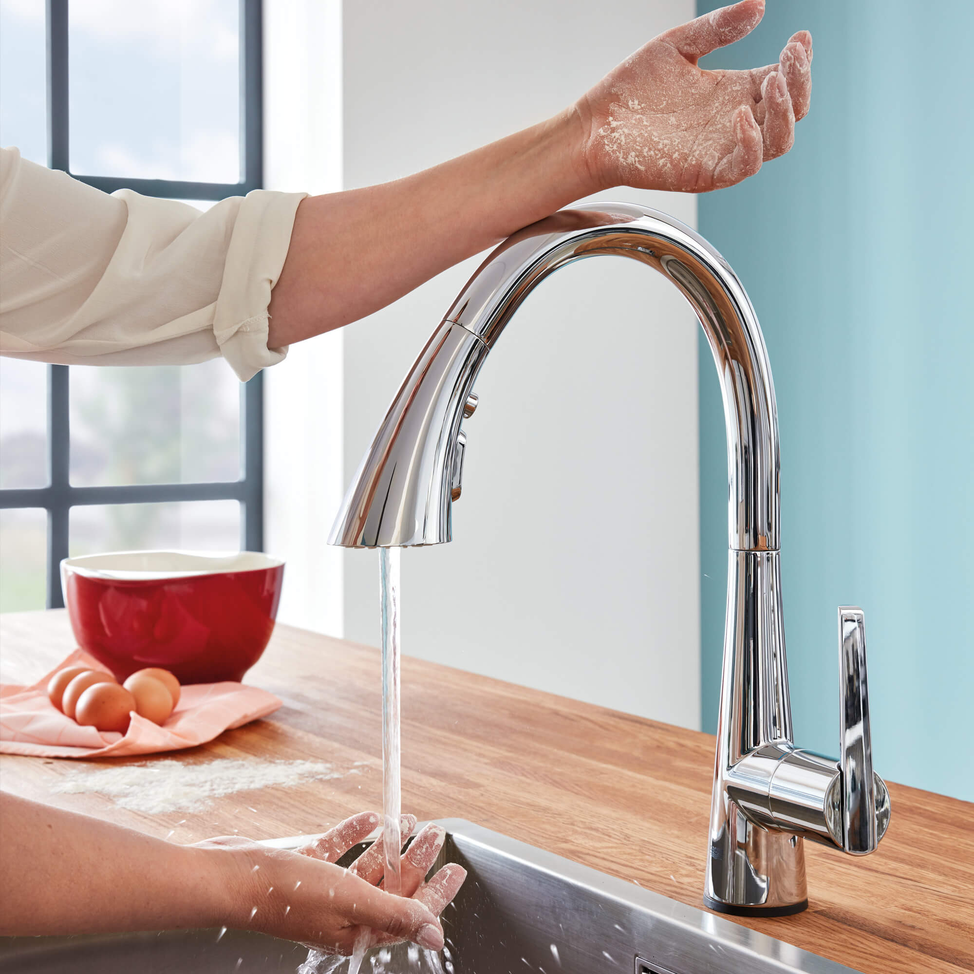 Touch Faucet from GROHE