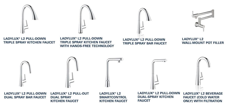Ladylux Faucets