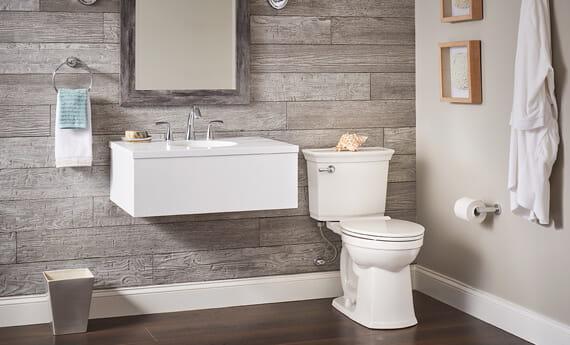 CALGreen Certified VorMax Plus Toilet