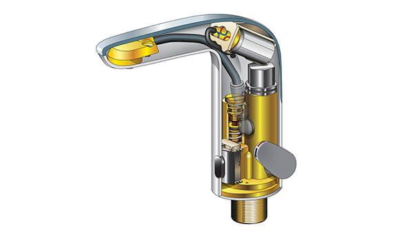 SmarTherm NextGen Commercial Faucet