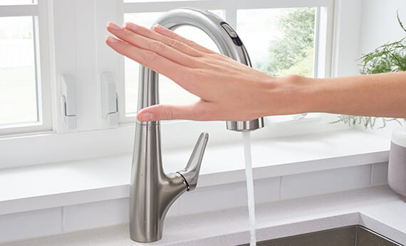 Selectronic Faucet Environment