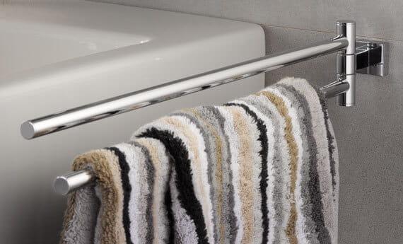 Essentials Cube tige de serviette tenant serviette multicolore
