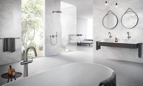 GROHE Atrio baignoire de salle de bains et robinet de bain