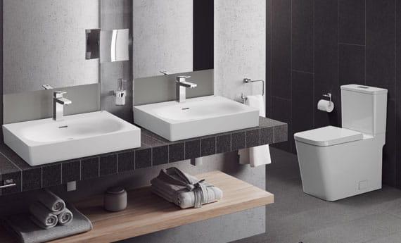 GROHE Eurocube Bathroom