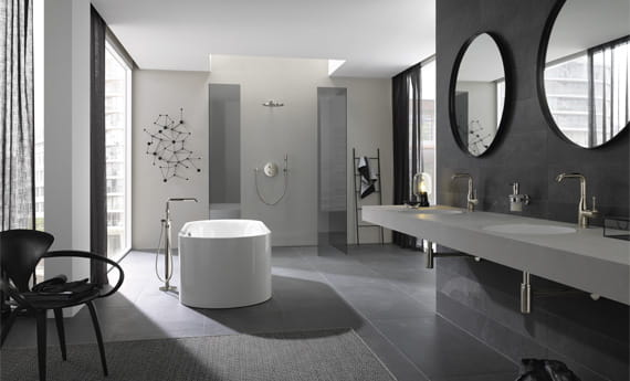 bathroom products by grohe