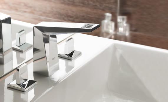 GROHE Allure Brilliant Faucet in Chrome